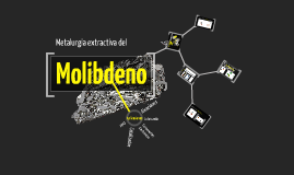 Copy of Metalurgia extractiva: Molibdeno