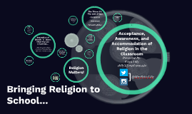 Bringing Religion to School...
