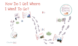 How Do I Get Where I Want To Go?