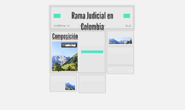 Rama Judicial en Colombia