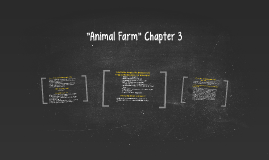 "Copy of ""Animal Farm"" Chapter 3"