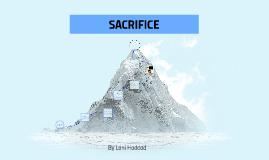 SACRIFE