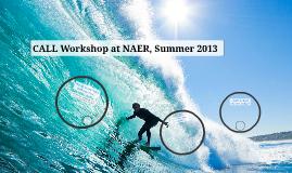 Fongyuan Workshop, July 22, 2013