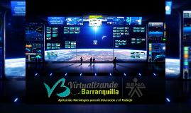 Presentación Informe Virtualizando Barranquilla 2015