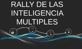 RALLY DE LAS INTELIGENCIAS MULTIPLES