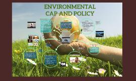 Environmental Cap