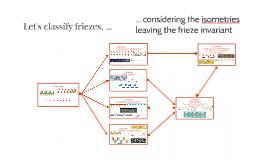 Let's classify friezes