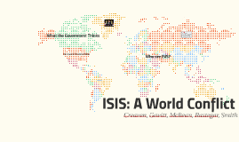 ISIS: A World Conflict