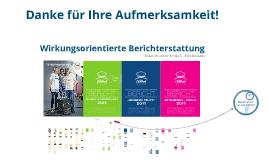 StiftungsTag 2013 Wirkungsorientierte Berichterstattung
