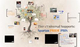 Tier 1: Spartan PRIDE
