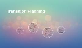 Transition Planning