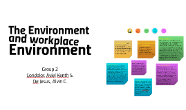 The industrial and workplace environment