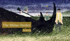 Rhino Hunter