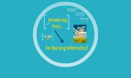 Copy of Prezi for Nursing Informatics
