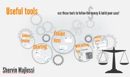 Tools_matrix, profile, charts, MLA