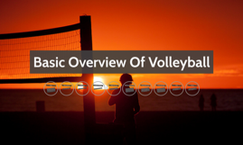 Copy of Basic Overview Of Volleyball