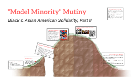 """Model Minority"" Mutiny"