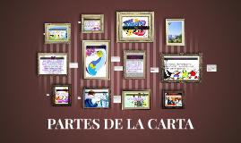 PARTES DE LA CARTA