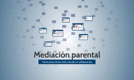 Mediacion parental-pares frente al