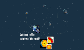 Journey to the center of the earth!