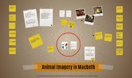 Animal Imagery Macbeth