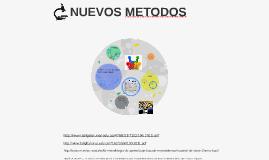 Copy of NUEVOS METODOS