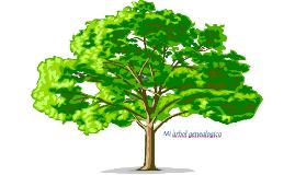 Mi àrbol genealogico