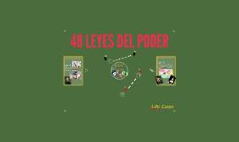48 LEYES DEL PODER