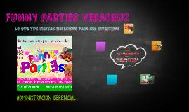 FUNNY PARTIES VERACRUZ