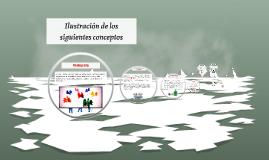 Copy of ilustracion de los siguientes conceptos