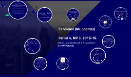 Ex.Science (Mr. Shamas)