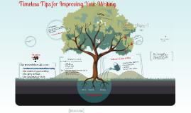 The Elements of Written Communication