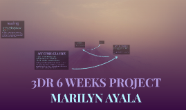 3DR 6 WEEKS PROJECT