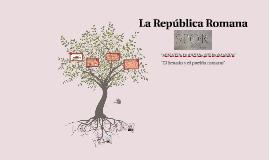 Copy of La república Romana