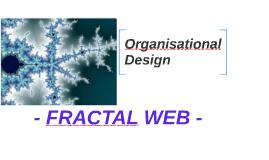 FRACTAL WEB