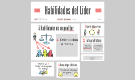 Copy of Habilidades del Líder