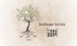 Copy of Jardinage Service