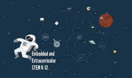 Embedded and Extracurricular STEM K-12