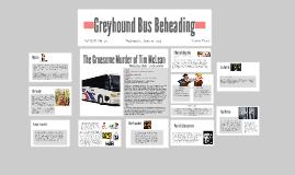 Greyhound Bus Beheading