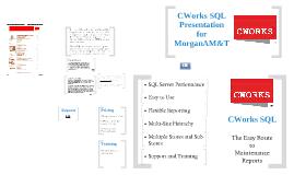 SQL Sales Presentation