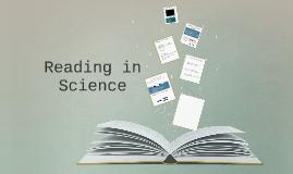 Reading in Science