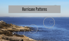 Hurricane Patterns