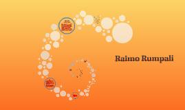 Raimo Rumpali