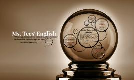 Ms. Tees' English