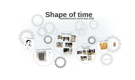 Shape of time