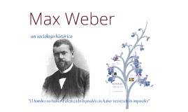 Copy of Max Weber