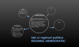 REGIMUL DEMOCRATIC