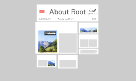 About Root