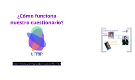 Cuestionario UTRIP