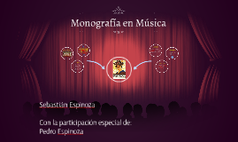 Monografía en Música